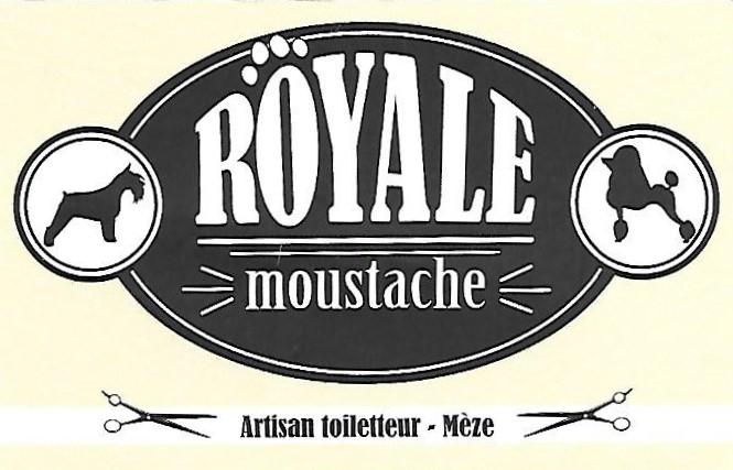 Royale moustache